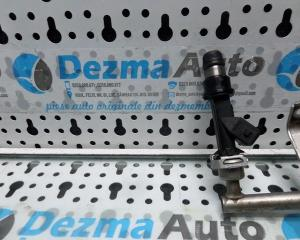 Injector cod 25343299, Opel Astra G, 1.6B, Z16XEP