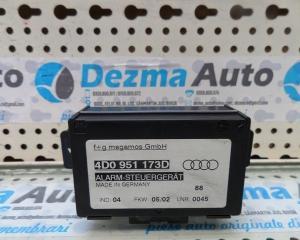 4G0951173D modul control alarma Audi A6 Avant 4B