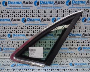 Geam fix caroserie dreapta spate, Audi A4 (8EC, B7) 2004-2008 (id:204688)