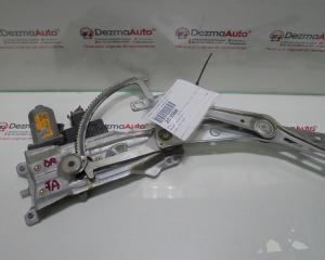 Macara cu motoras dreapta fata GM90521876, Opel Astra G hatchback (id:289560)