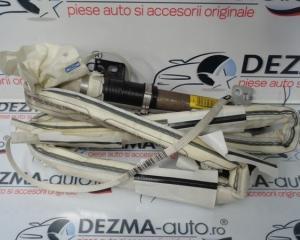Airbag cortina dreapta, 8200148466, Renault Megane 2 sedan, 2003-2008 (id:210396)