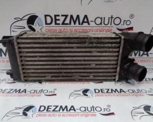 Radiator intercooler, 9656503980, Peugeot 407, 1.6hdi, 9HZ