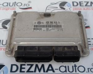 Calculator motor 038906019CJ, 0281010302, Vw Golf 4 (1J) 1.9tdi, AJM