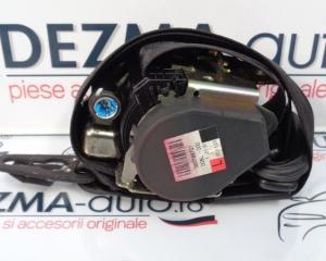 Centura stanga fata cu capsa 8E0857705C, Audi A4 Avant (8E5, B6) 2000-2004