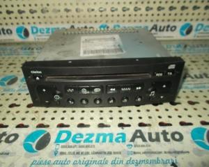 Radio cd 96610425XE, Citroen Berlingo, 1996-2008