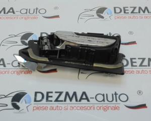 Maner interior stanga fata, 9643604577, Peugeot 307 SW (id:200209)