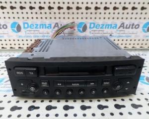 Radio casetofon 96584619, Peugeot Partner, 1996-In prezent