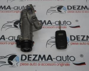 Contact cu cheie, 4B0905851G, Audi A4 (8E2, B6) (id:112537)