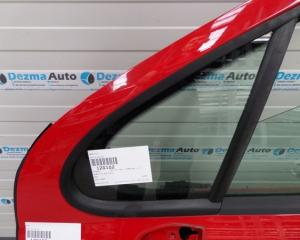 Geam fix stanga spate Peugeot 207 Van