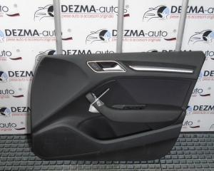 Tapiterie dreapta fata, Audi A3 Sportback (8VA) (id:292399)