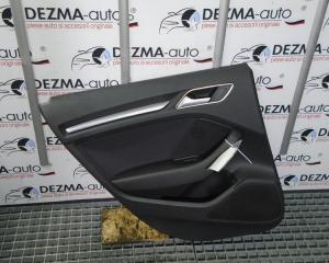 Tapiterie stanga spate, Audi A3 Sportback (8VA) (id:292402)