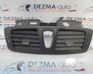 Grila aer bord centrala, Renault Megane 3 sedan