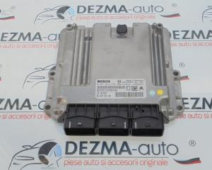 Calculator motor, 9663731480, 0281012478, Peugeot 407 SW (6E) 2.2hdi (id:114802)