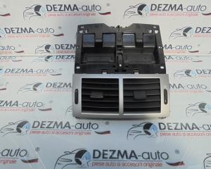 Grila aer bord centrala, 9644589777, Peugeot 407 SW (6E) (id:252557)