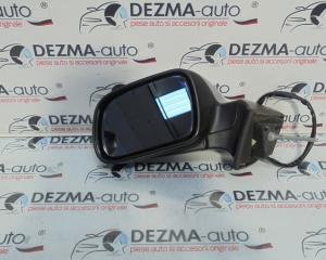 Oglinda electrica stanga cu rabatare electrica, Peugeot 407 SW (6E) (id:252556)