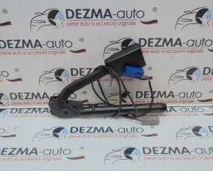 Capsa centura scaun stanga fata, 603190500A, Mazda 3 sedan (BK)