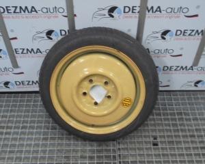 Roata rezerva slim, Mazda 3 sedan (BK)