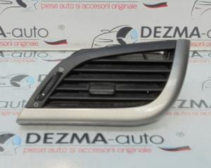 Grila aer bord dreapta, 9650088477, Peugeot 207 CC