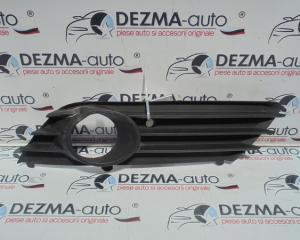 Grila proiector stanga, GM13126025, Opel Astra H sedan