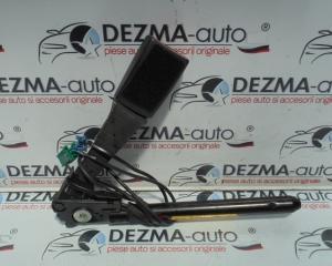 Capsa centura stanga fata, GM13127268, Opel Astra H Twin Top