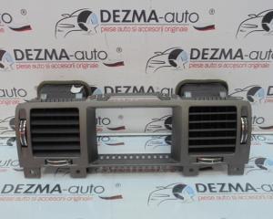 Grila aer bord centrala, GM13237875, Opel Vectra C GTS