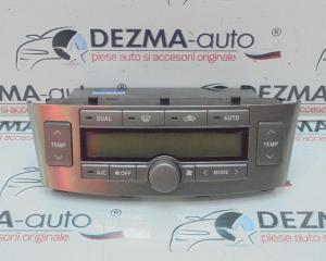 Display climatronic, 55900-05170. 55902-05060-F, Toyota - Avensis (T25) (id:266489)