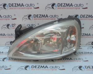 Far stanga, GM131150081, Opel Corsa C (F08, F68) (id:262934)