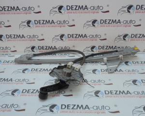 Macara manuala dreapta spate, 9638486980, Peugeot 307 SW (3H)  (id:273763)