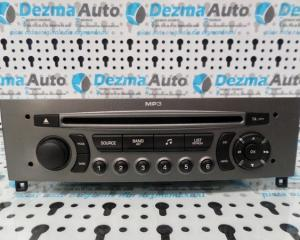 Radio cd 96647511, Peugeot 308 CC, 2009-In prezent