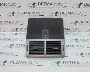 Grila aer bord centrala 9644589777, Peugeot 407 (6D)