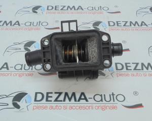 Corp termostat 9647767180, Peugeot 407 SW (6E) 1.6hdi, 9HZ
