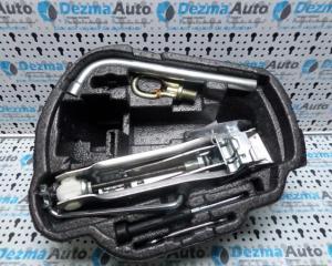 Cric cu cheie si spuma Seat Leon (1M) 8L0011031A