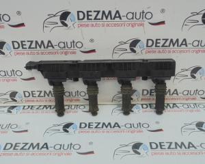 Bobina inductie 0221503472, Opel Astra H, 1.4B, Z14XEL