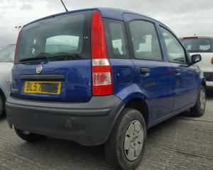 Vindem piese de motor Fiat panda, 1.4b