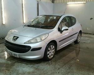 Vindem piese de suspensie Peugeot 207, 1.4b, KFT