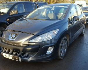 Vindem piese de interior Peugeot 308, 1.6hdi 9HX