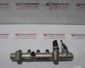 Rampa injectoare 0445214049, Opel Astra H combi, 1.7cdti