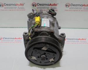 Compresor clima 9683003080, Citroen C4 (LC) 1.6hdi, 9HZ
