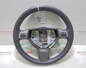 Volan piele cu comenzi, GM13208853, Opel Vectra C combi