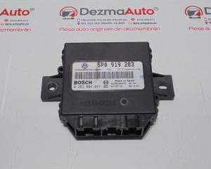 Modul senzori parcare, 5P0919283, Seat Toledo 3 (5P2)