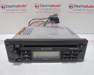 Radio cd, 907921631979, Hyundai Santa Fe 1 (SM) (id:301609)