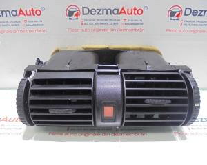 Grila aer centrala bord GM90560344, Opel Astra G coupe