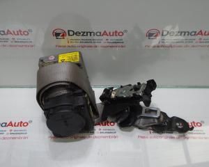 Centura stanga fata cu capsa, A2038600986, Mercedes Clasa C T-Model (S203)