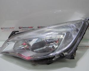 Far stanga GM13253646, Opel Astra J