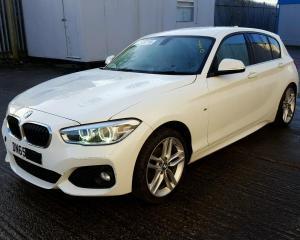 Vindem piese de motor BMW 1 (F20) 1.6 D, N47D16A