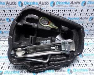 Cric cu cheie si spuma Seat Leon (1M1) 1999-2006, 8L0011031A