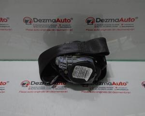 Centura stanga fata cu capsa 868840009R, Renault Megane 3 coupe