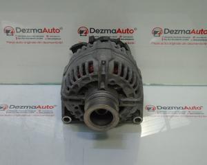 Alternator cod GM55556067, Opel Astra G hatchback 1.6b