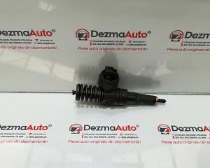 Injector, cod 038130073AJ, BTD, 0414720037, Audi A4 (8E2, B6) 1.9tdi (id:319500)