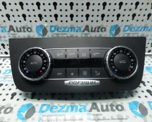 Display comanda dublu climatronic Mercedes Clasa M (W166) 2011-in prezent, A1669006908